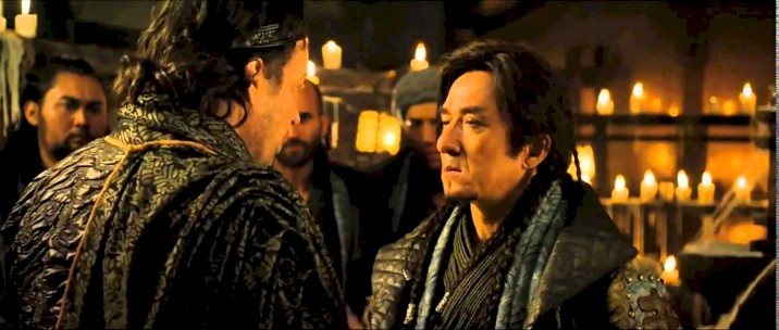 Dragon Blade - Trailer Oficial