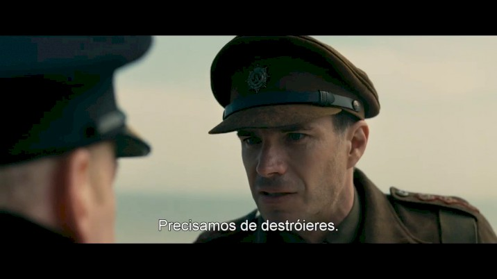 Dunkirk - Trailer #2 Legendado