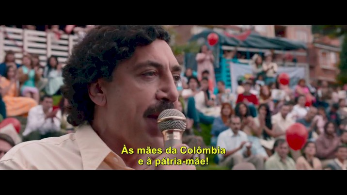 Escobar - A Traição - Trailer Legendado