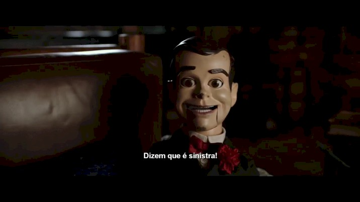 Goosebumps 2 - Halloween Assombrado - Trailer #2 Legendado