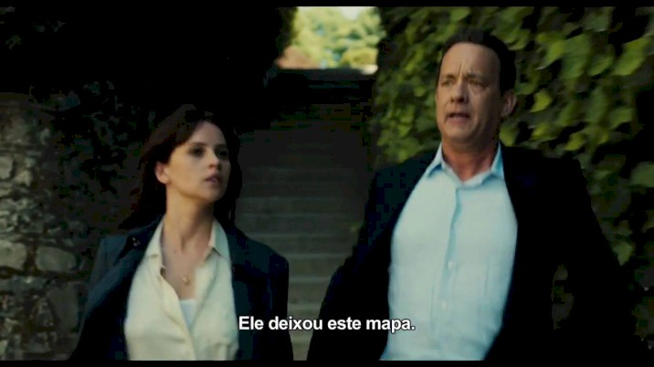 Inferno - Trailer #2 Legendado