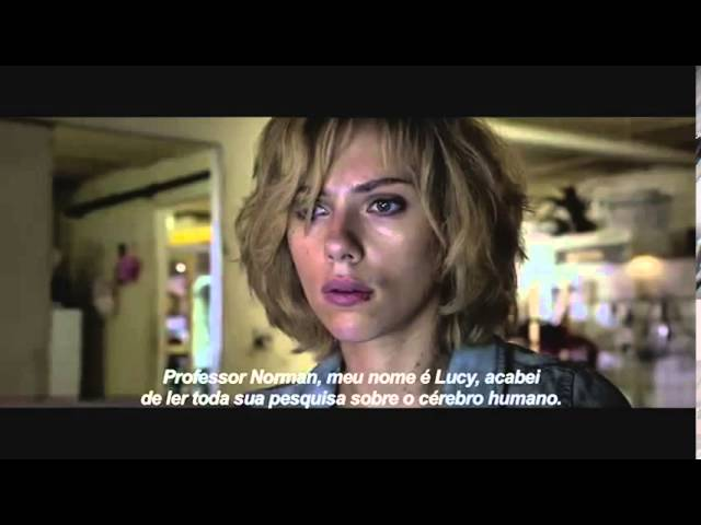 Lucy - Trailer Legendado