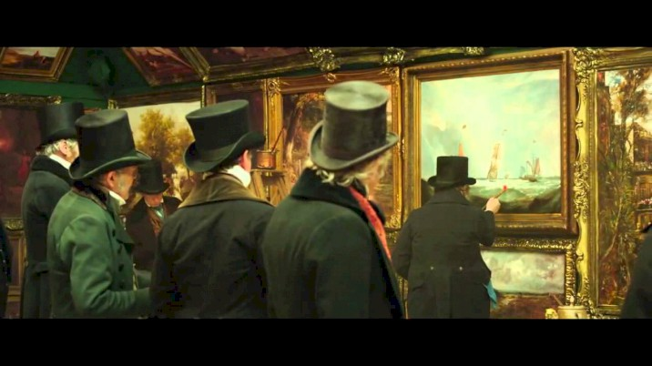 Mr. Turner - Trailer Oficial