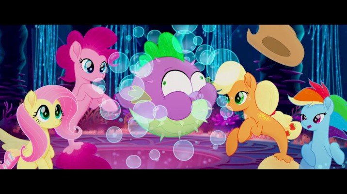 My Little Pony: O Filme - Trailer Dublado