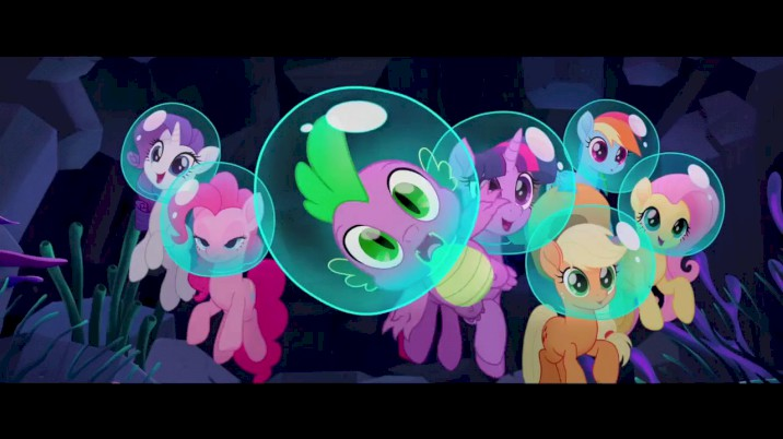 My Little Pony: O Filme - Trailer Original
