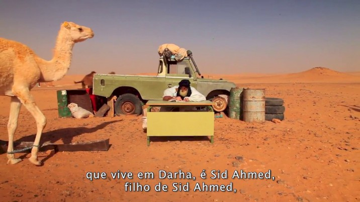 O Deserto do Deserto - Trailer Original