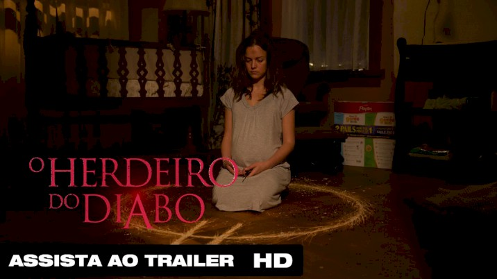 O Herdeiro do Diabo - Trailer Legendado