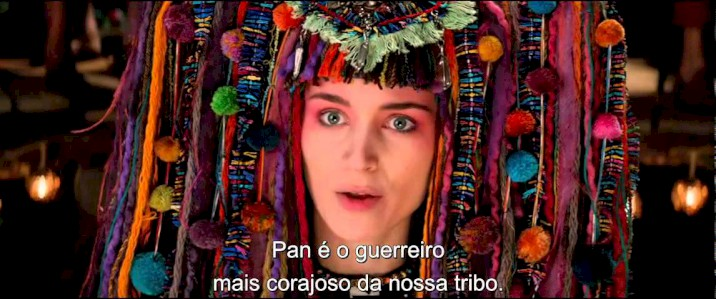 Peter Pan - Trailer #2 Legendado