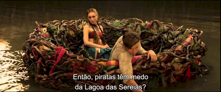 Peter Pan - Trailer #3 Legendado