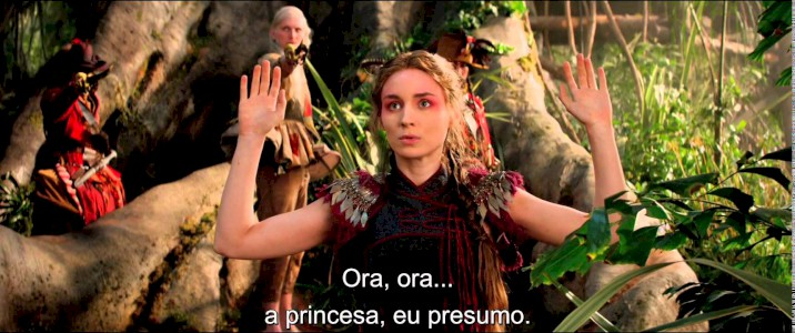 Peter Pan - Trailer Legendado